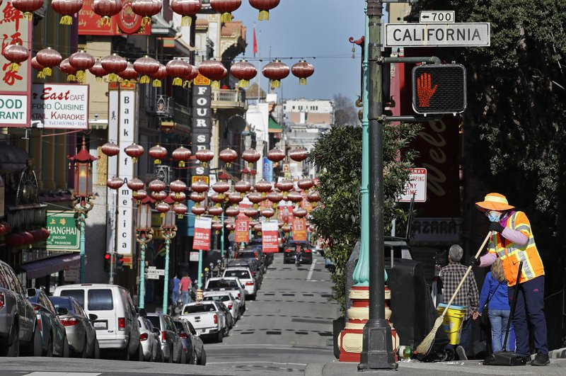 Attacks on older Asians stoke fear in Bay Area's Chinatowns