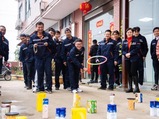 People celebrate Spring Festival across China