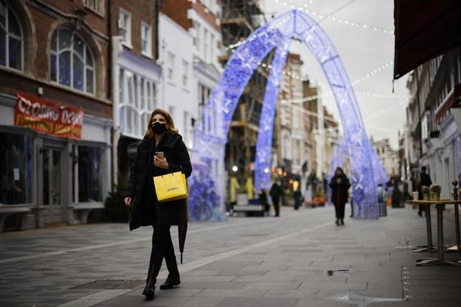 UK economy shrinks record 9.9% in 2020 on virus 'shock'