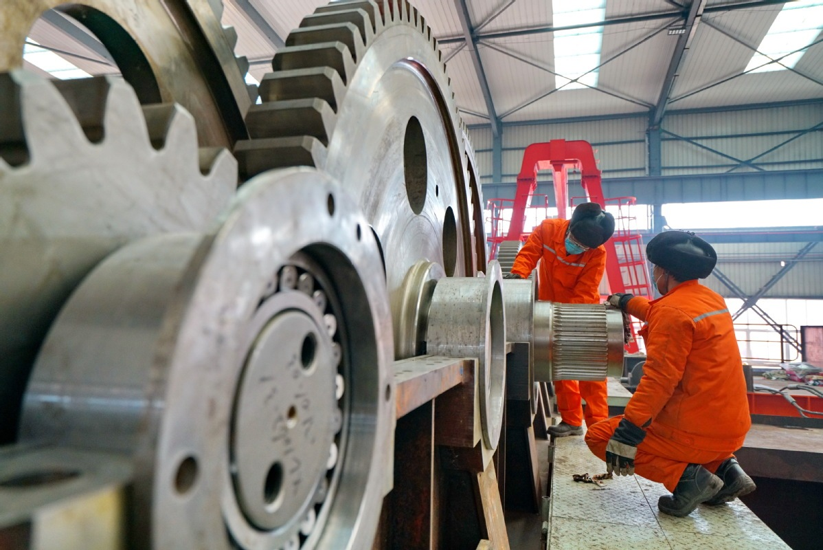 China's bulk commodity market shows growth expansion