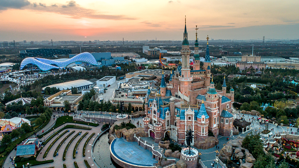 Disney Q1 revenue down 22 pct from last year due to pandemic