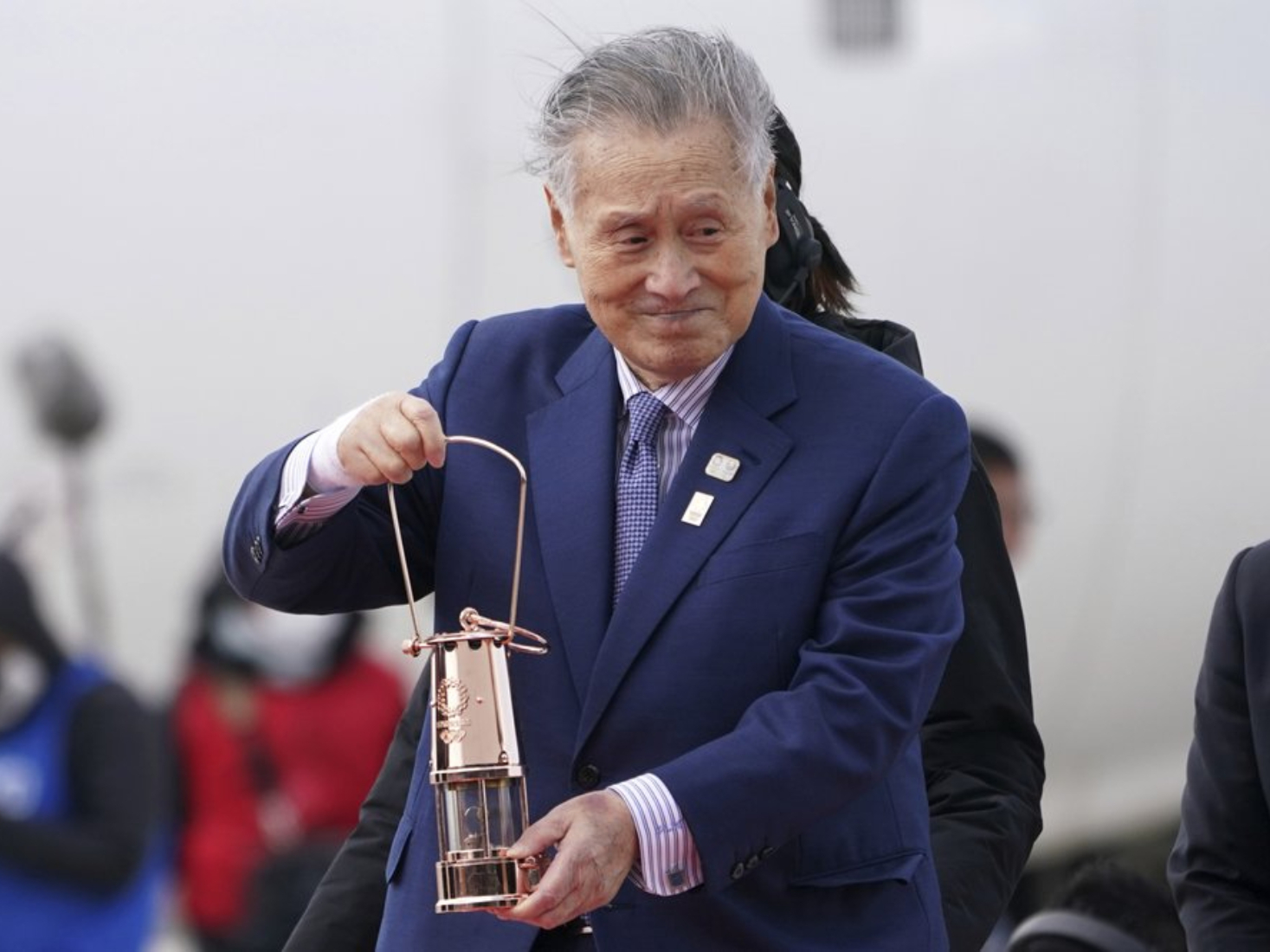 Tokyo 2020 organizers to select Mori's successor 'soon'