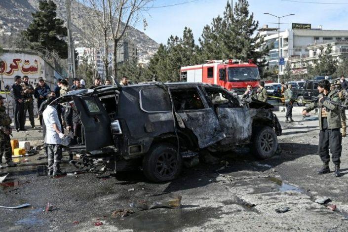 Biden facing 'serious dilemmas' on Afghan troop withdrawal: US official