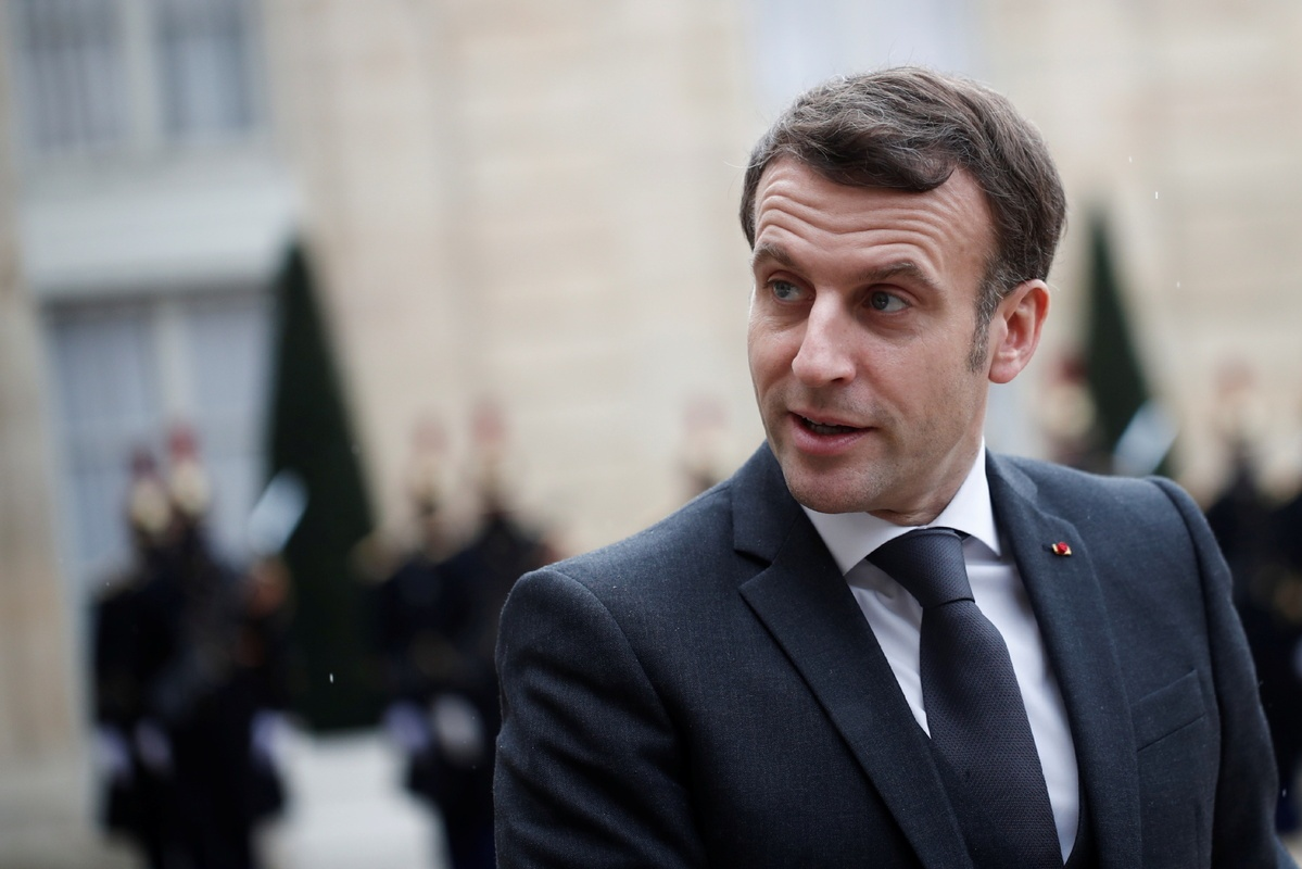 France's Macron extends Lunar New Year greetings