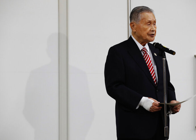 Tokyo 2020 chief Yoshiro Mori resigns over sexist comments