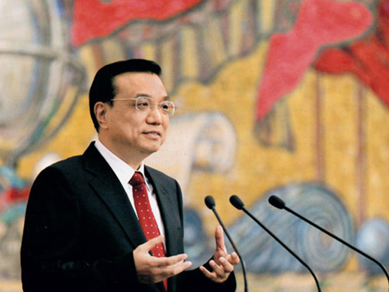 Chinese premier congratulates Italy's new PM