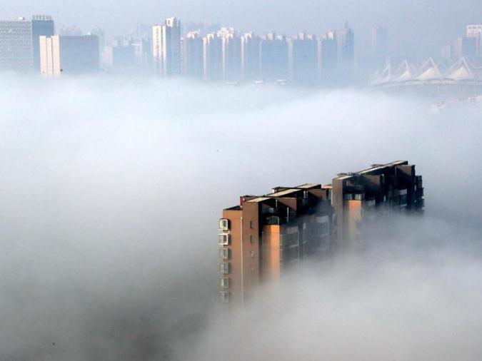 China renews yellow alert for heavy fog