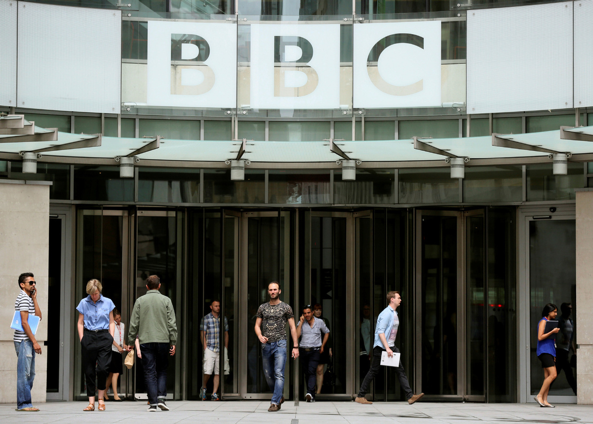 BBC, a biased broadcaster on China