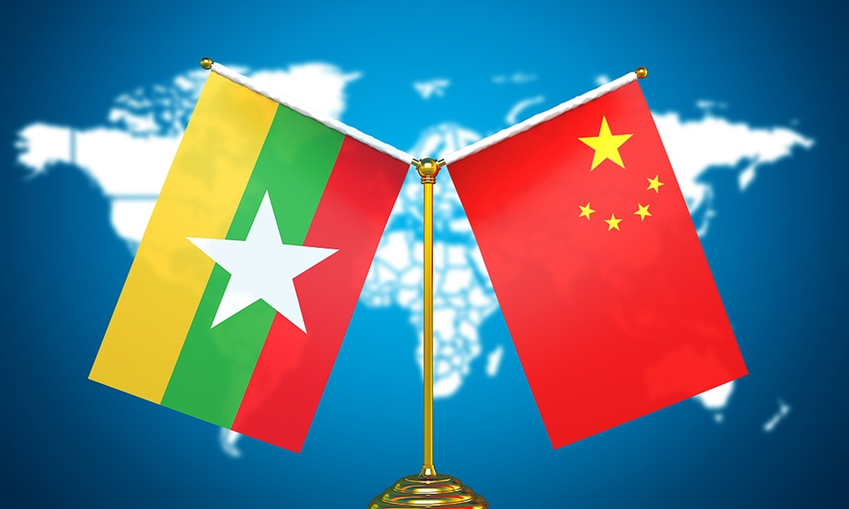 China denies rumors of 'sending IT personnel to Myanmar,' calling on 'dialogues,' 'to settle differences' and to 'back to normal'