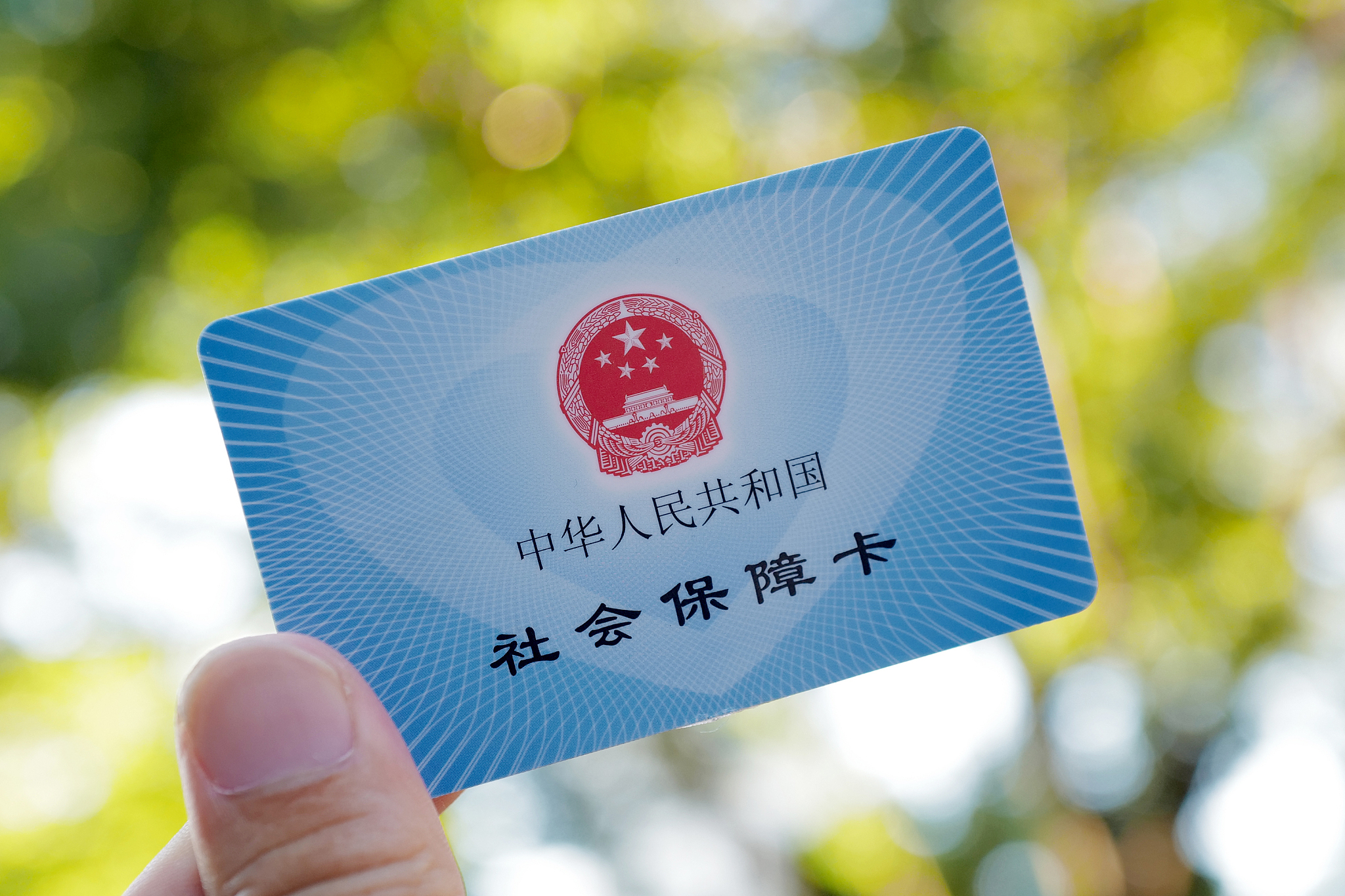 China has built up the world's largest social security system: Official