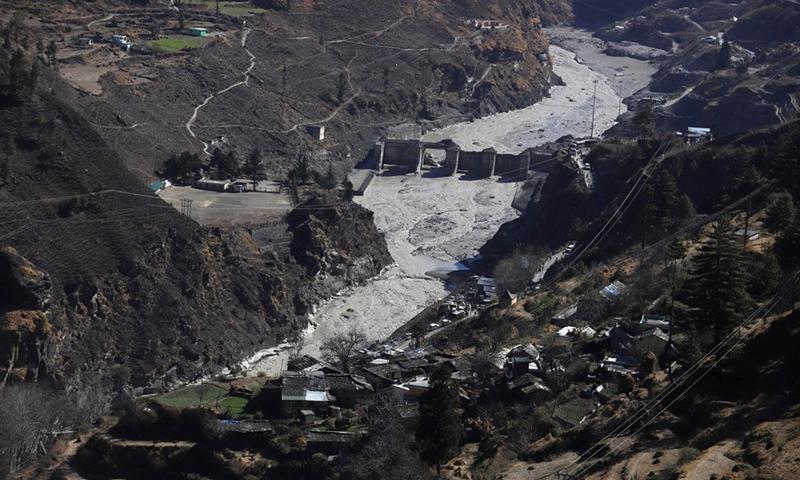 Chinese expert refutes China suspicions in Indian glacier break