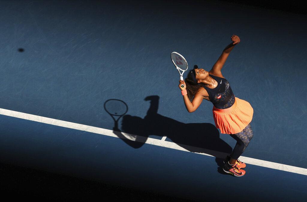 Osaka survives fourth round epic to reach Australian Open quarterfinals