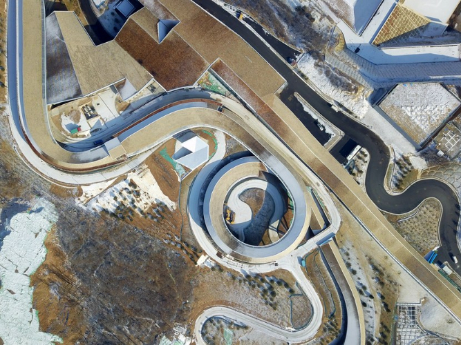 Preparations on track for 2022 Beijing Winter Olympic Games: FM