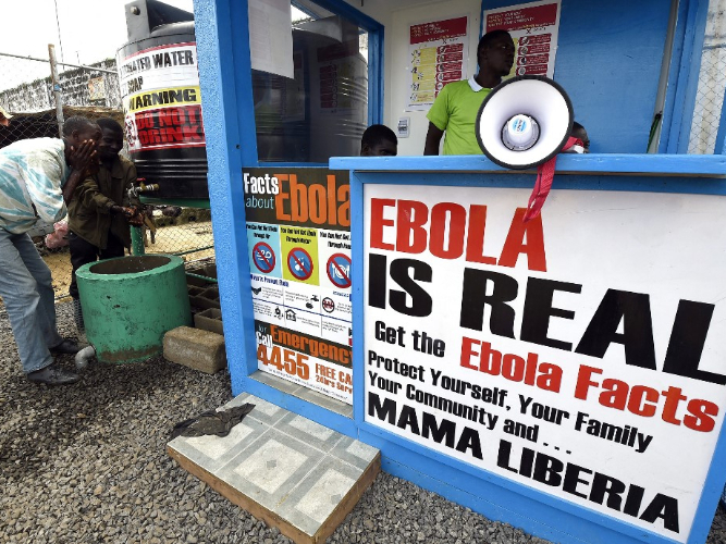 Liberia on heightened alert after Guinea Ebola deaths