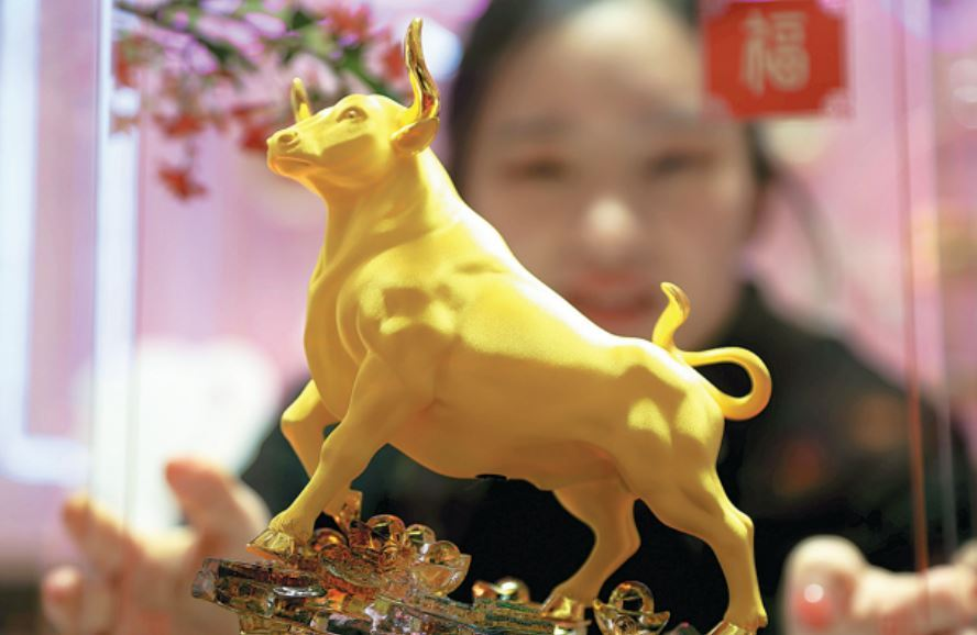 China's gold industry sees stable performance in 2020