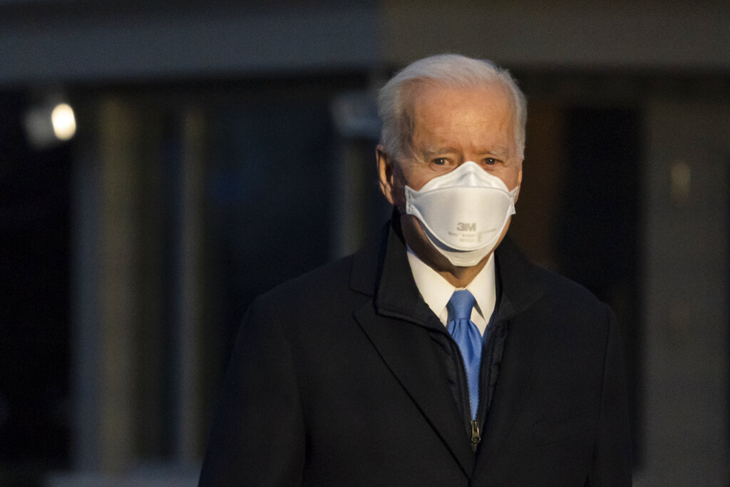 Biden says substance of Trump impeachment 'not in dispute' despite Senate acquittal