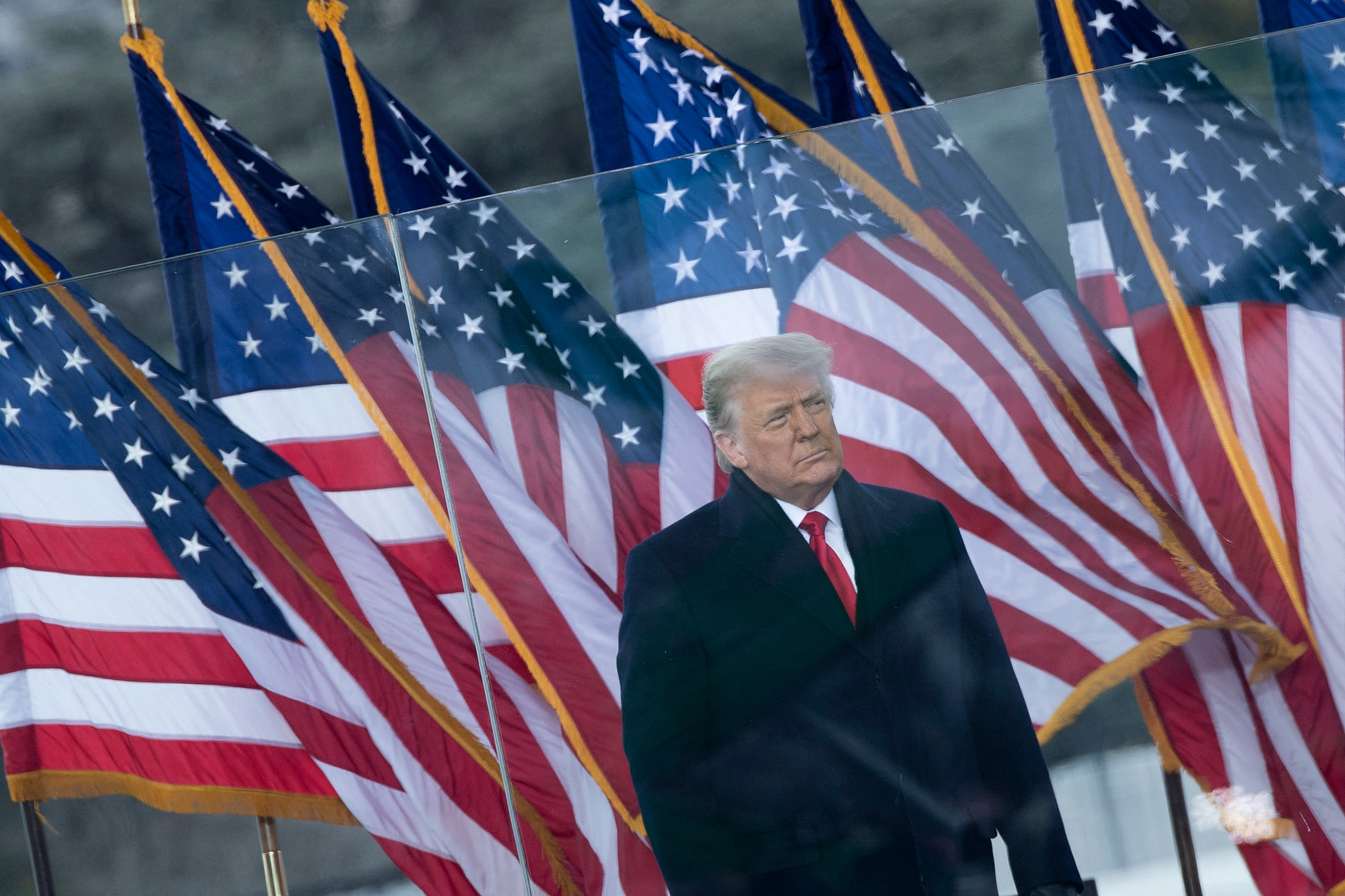 US Senate votes to acquit Trump in impeachment trial