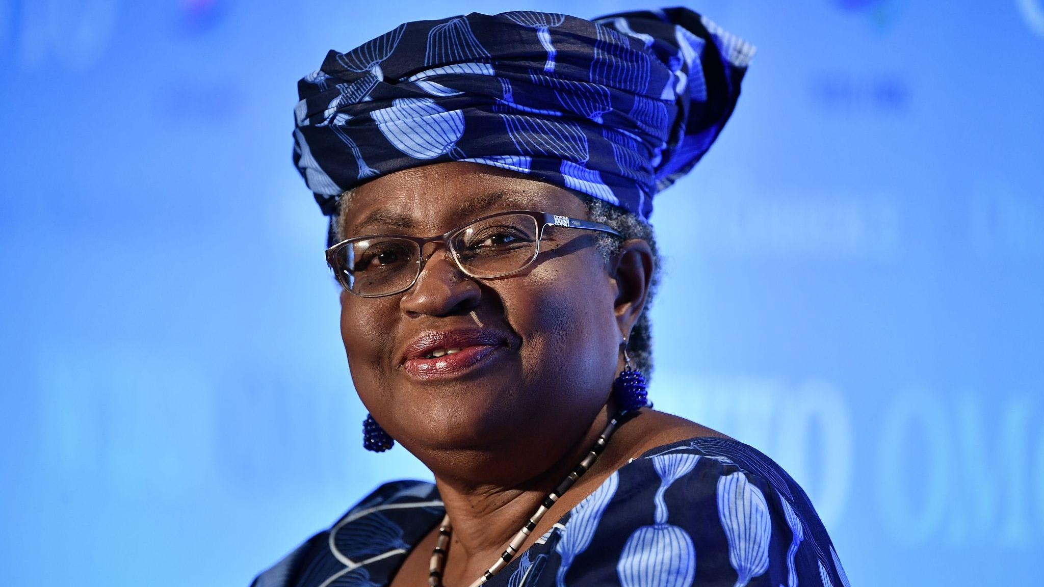 WTO appoints Nigeria's Ngozi Okonjo-Iweala as new director general