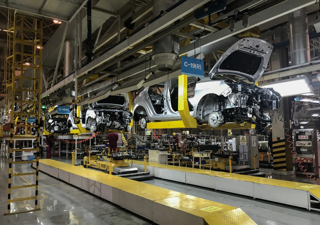 Chinese automaker JAC reports surging sales in January