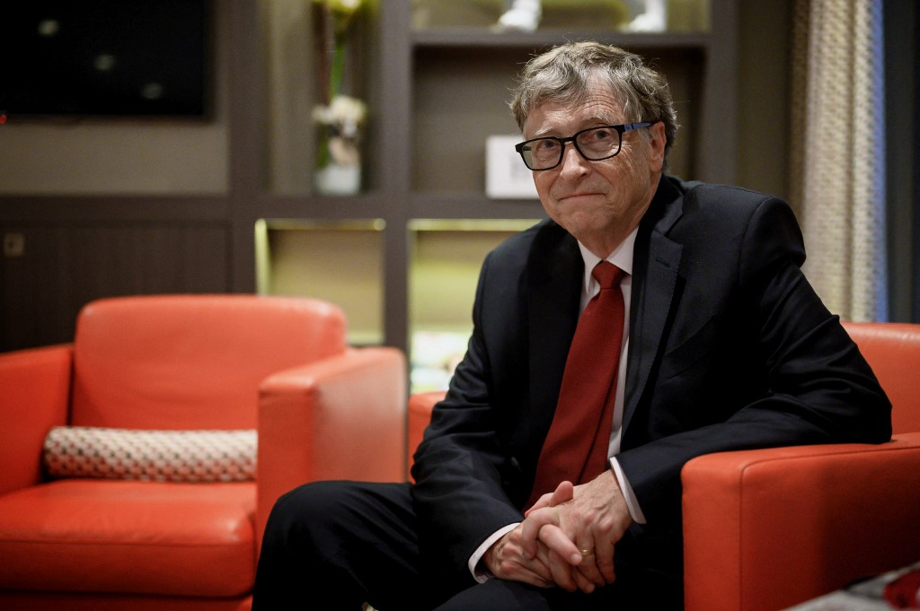 China makes fight against climate change more affordable for world: Bill Gates