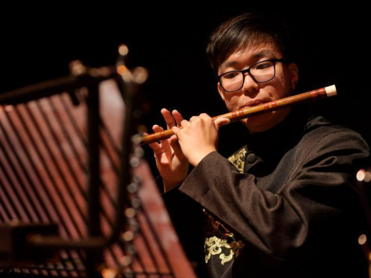 Chinese New Year Concert held by School of Chinese Music and Arts in Australia