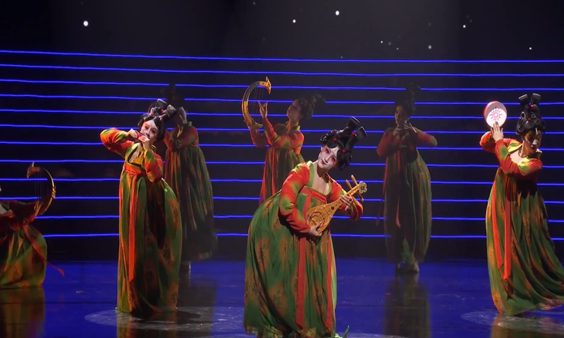 Dance show Night Banquet in Palace of Tang Dynasty goes viral, netizens replaying millions of times