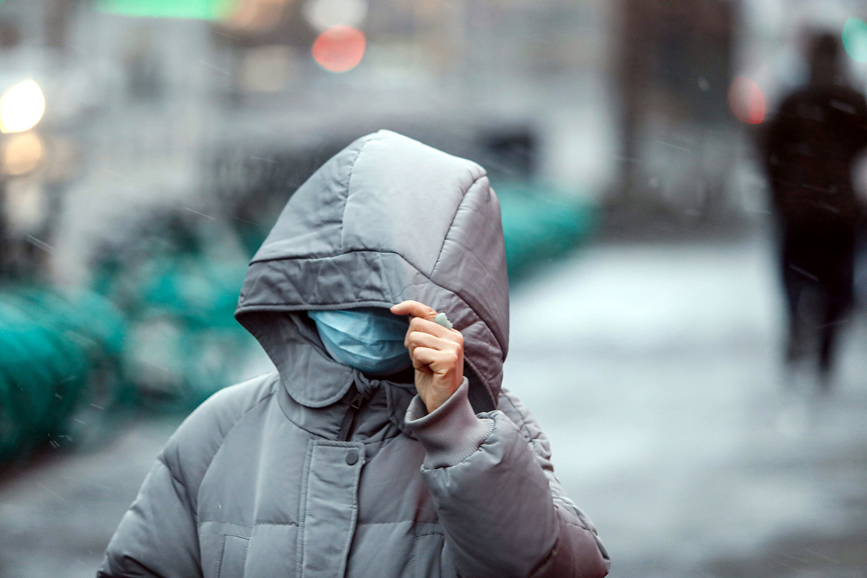 Cold fronts to bring gales, temperature drops to China