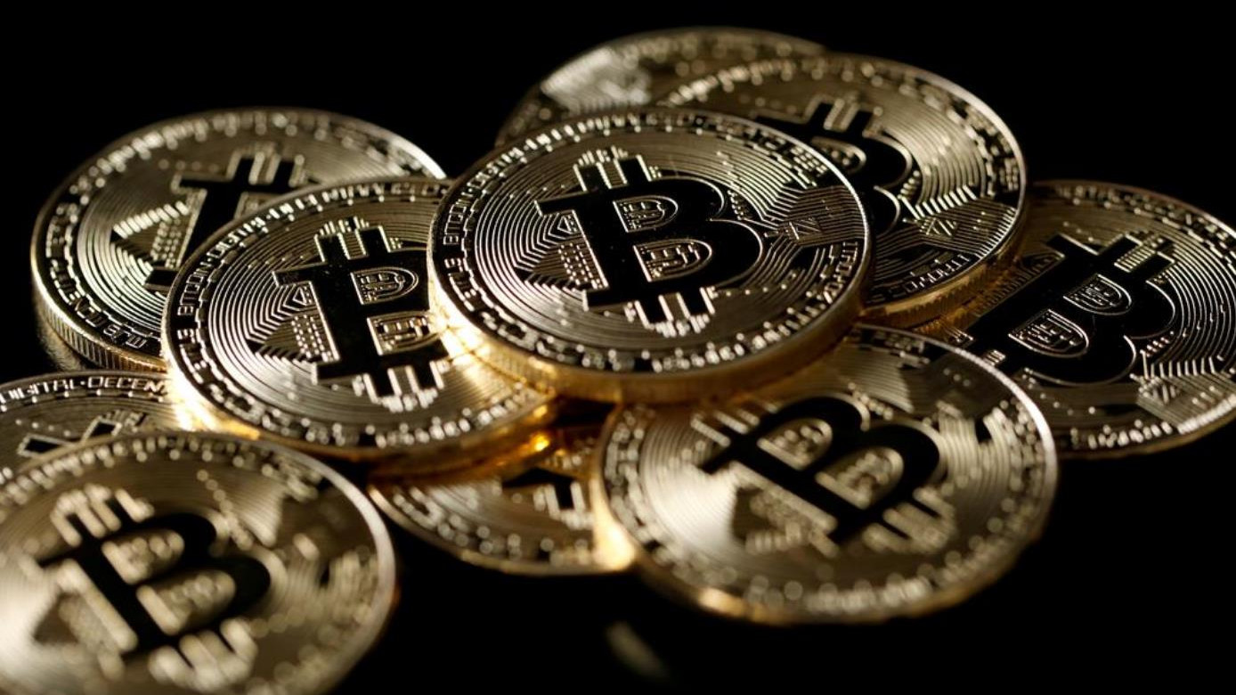 Bitcoin approaches $50,000 as wider adoption fuels record rally
