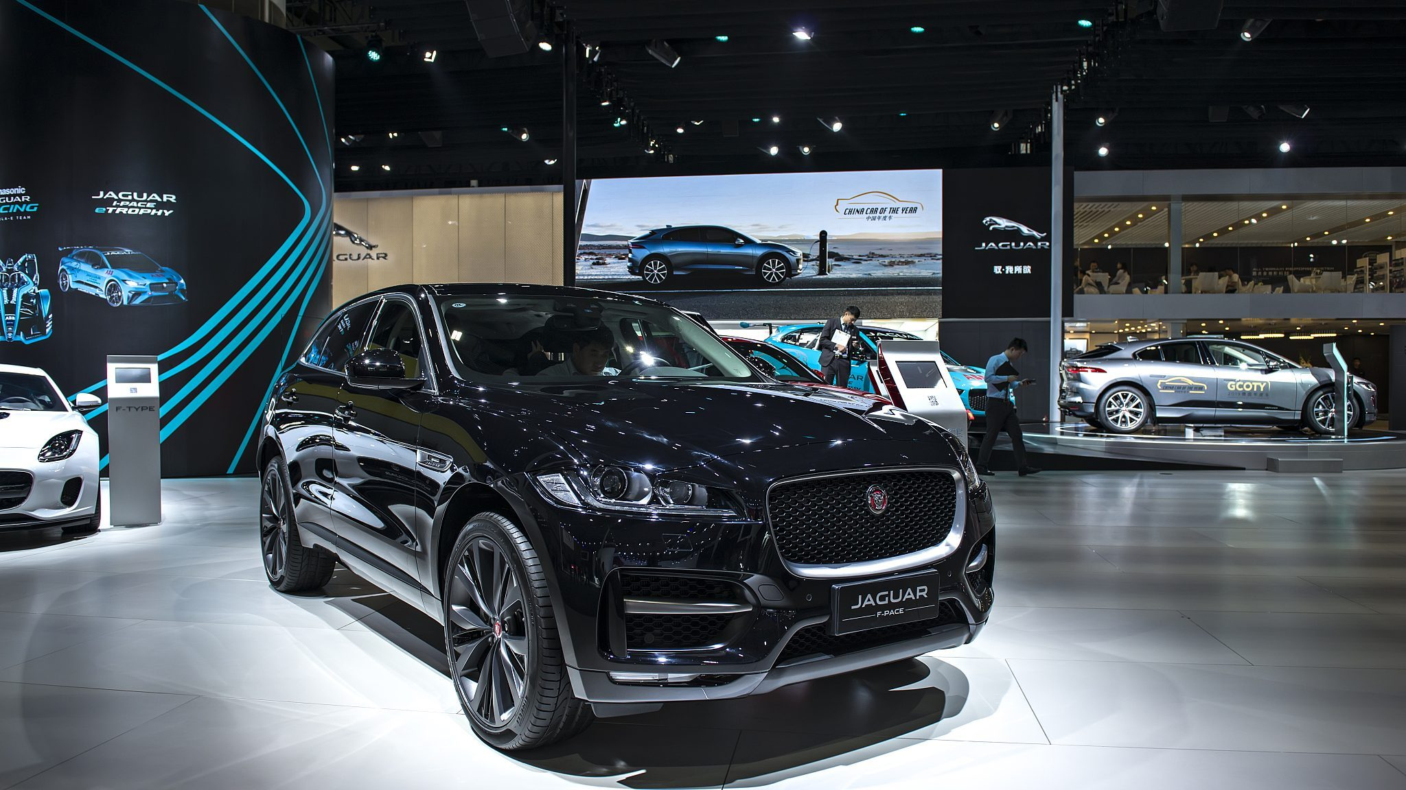 Jaguar to become electric-only brand by 2025