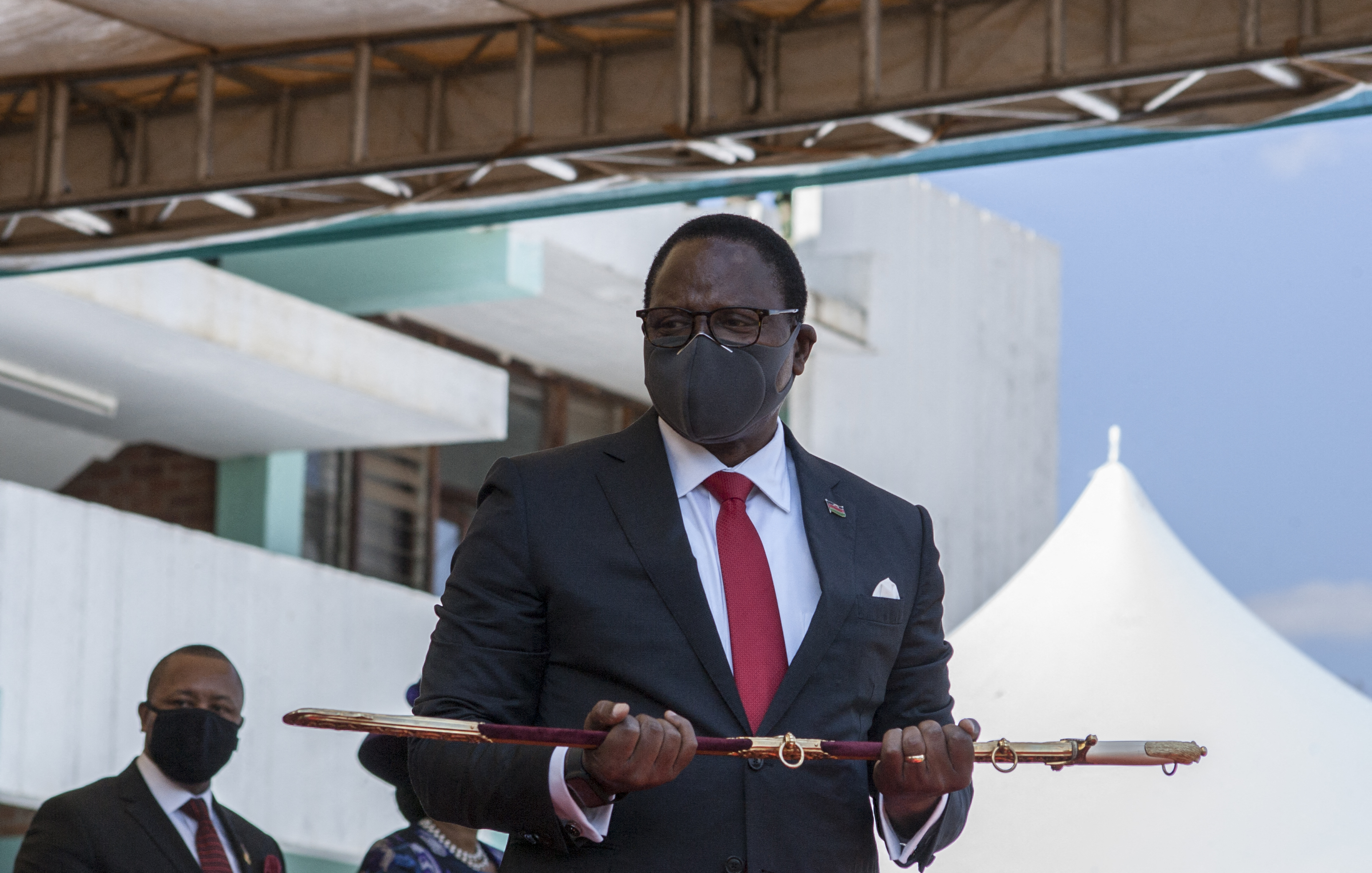 Malawi president fires disaster commissioner, COVID-19 task force chair