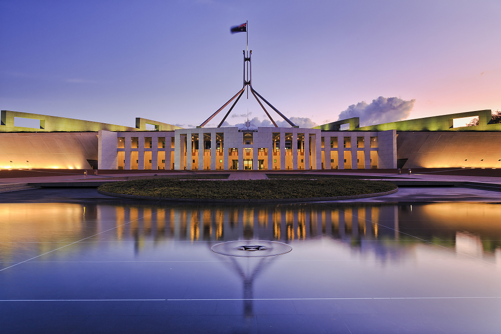 Australia parliament rape scandal prompts PM apology