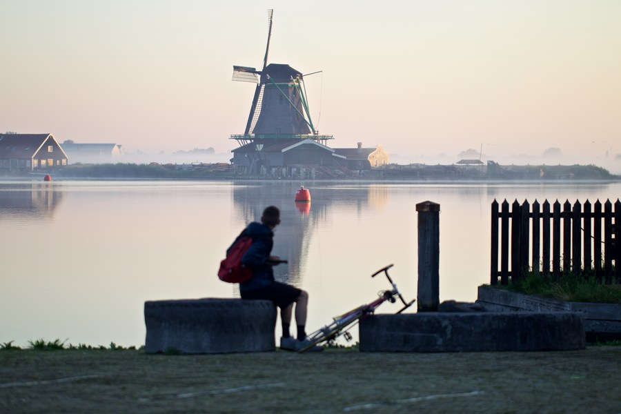 Dutch economy shrinks most ever as Covid hits