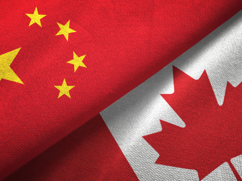 Chinese embassy in Canada opposes 'arbitrary detention' claims