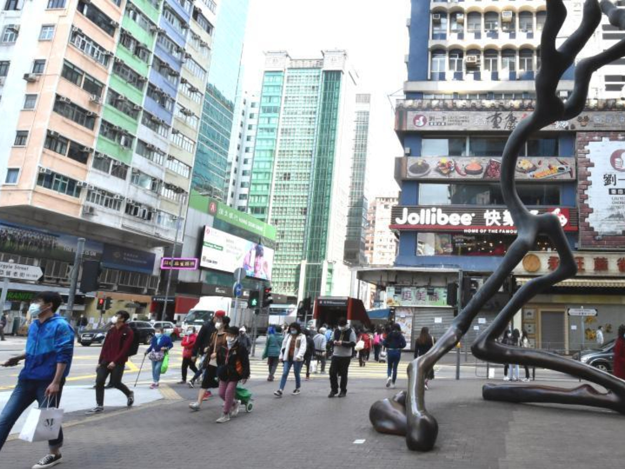 Hong Kong to relax epidemic control as daily infections drop