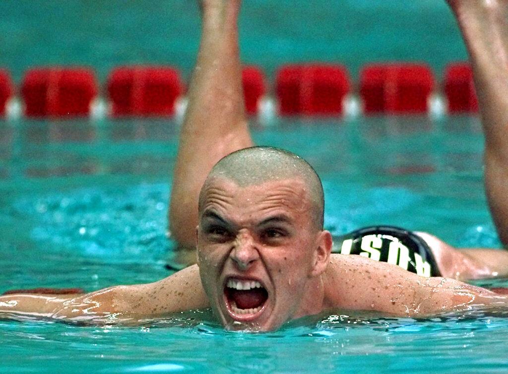 Sydney police say 1996 Olympic swimmer ran drug syndicate