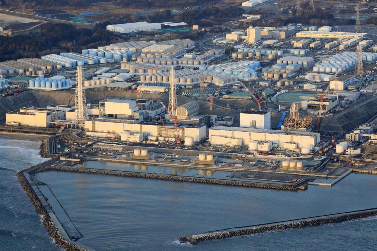 Japan nuke plant not damaged by quake