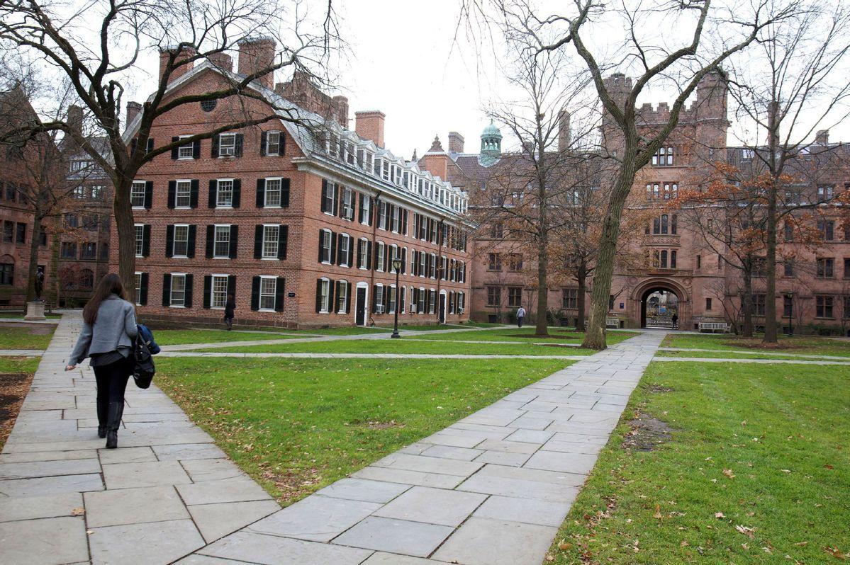 Funeral held for slain Yale graduate student as manhunt intensifies