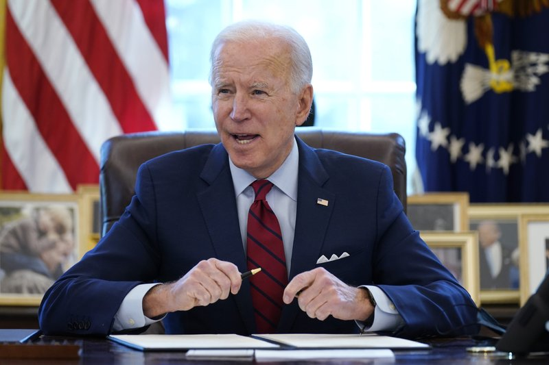 Biden faces questions about commitment to minimum wage hike