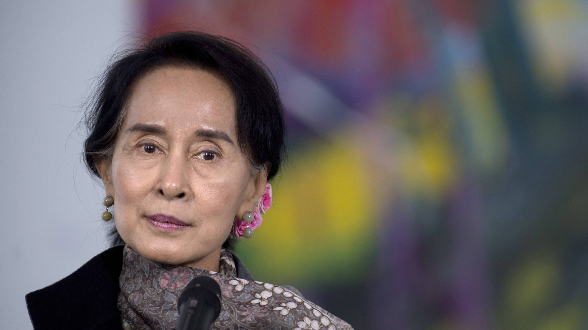 Myanmar police files second charge against Suu Kyi