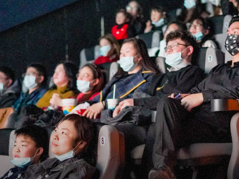 Moviegoing boom livens up festival for theaters