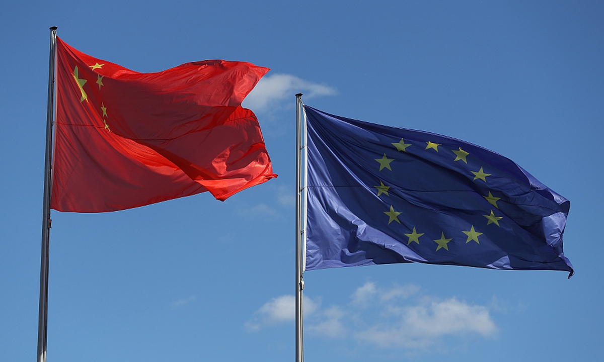 China becomes EU's biggest trade partner in 2020