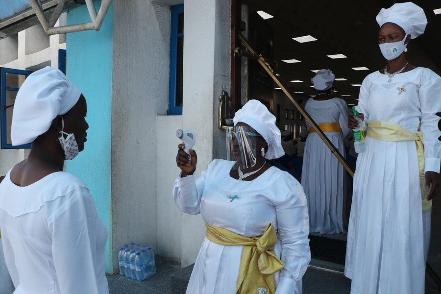 Nigeria to vaccinate 109 million citizens against COVID-19 in 2 years