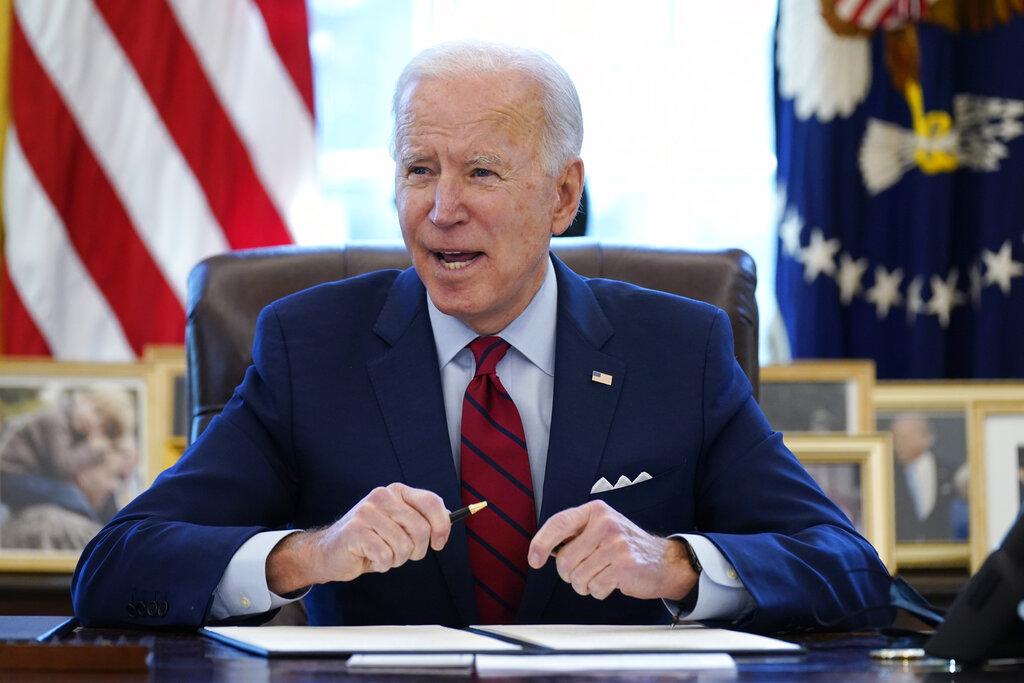 Biden extending ban on housing foreclosures during pandemic