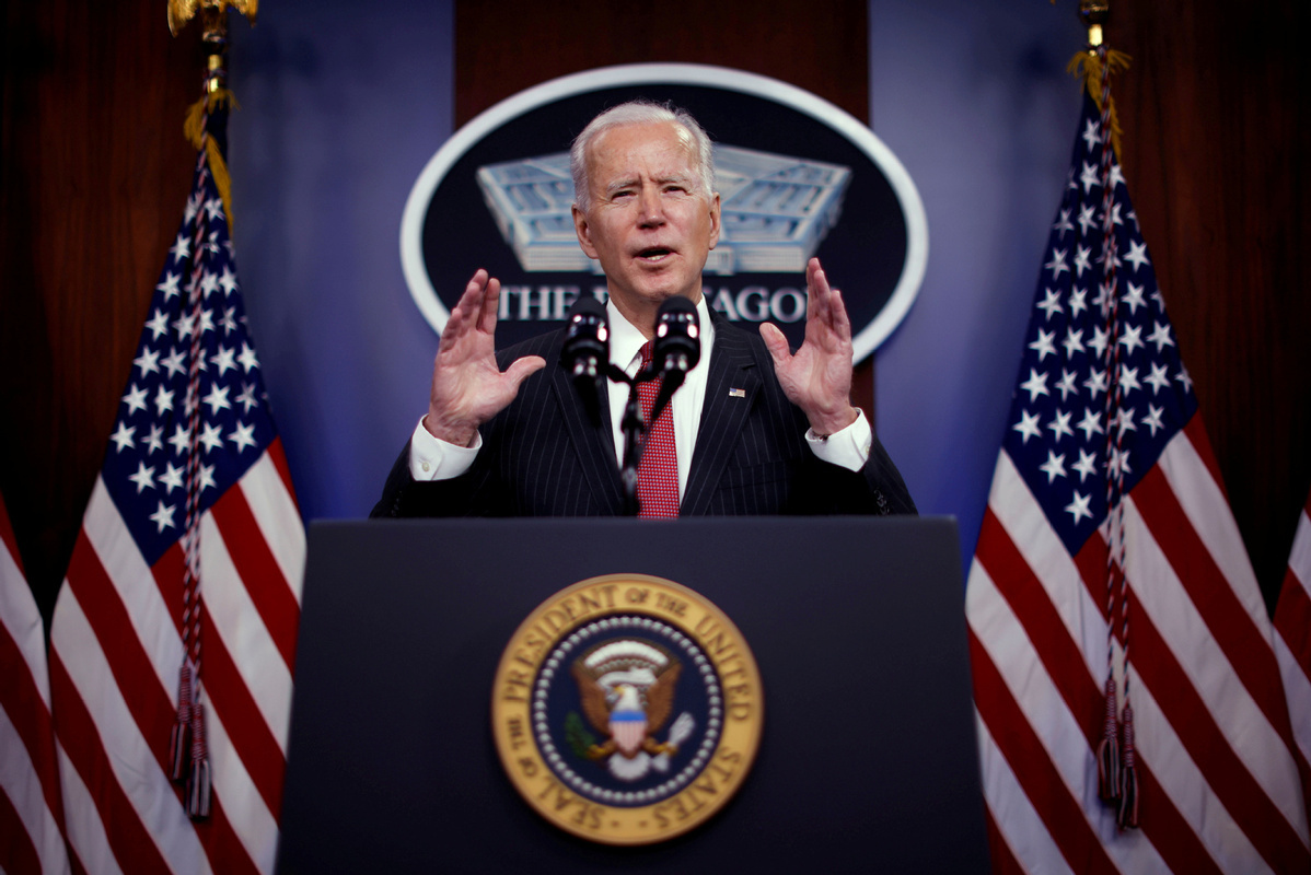 Biden will not host foreign leaders for 'couple' months: W. House
