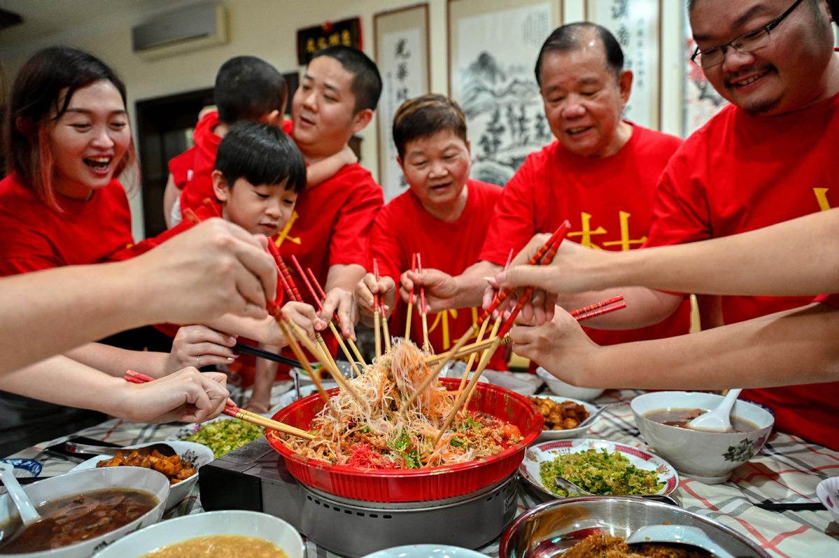 Values stressed amid SE Asia festivities