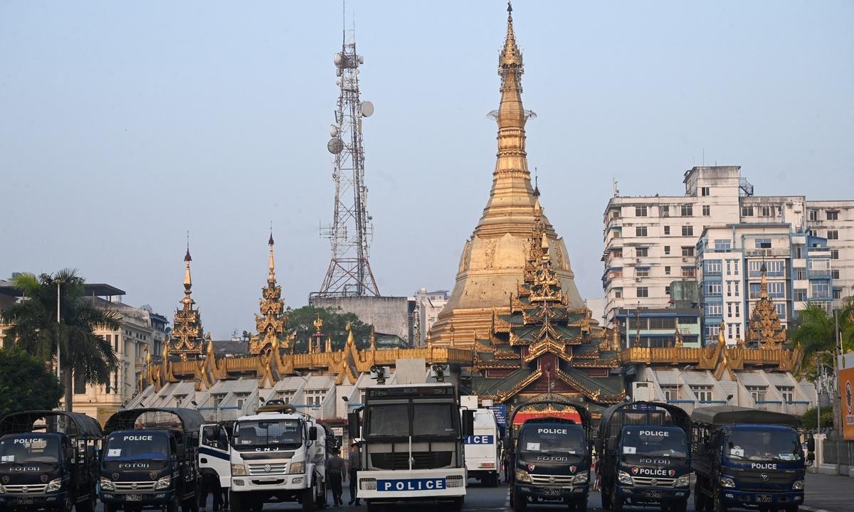 China mentions 'reasonable demands' of Myanmar social movement, strives to promote dialogue: ambassador