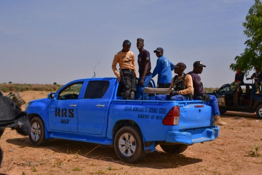 Gunmen kidnap 'hundreds' of schoolboys in Nigeria: security, official sources