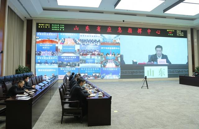 Shandong begins comprehensive inspection of mines