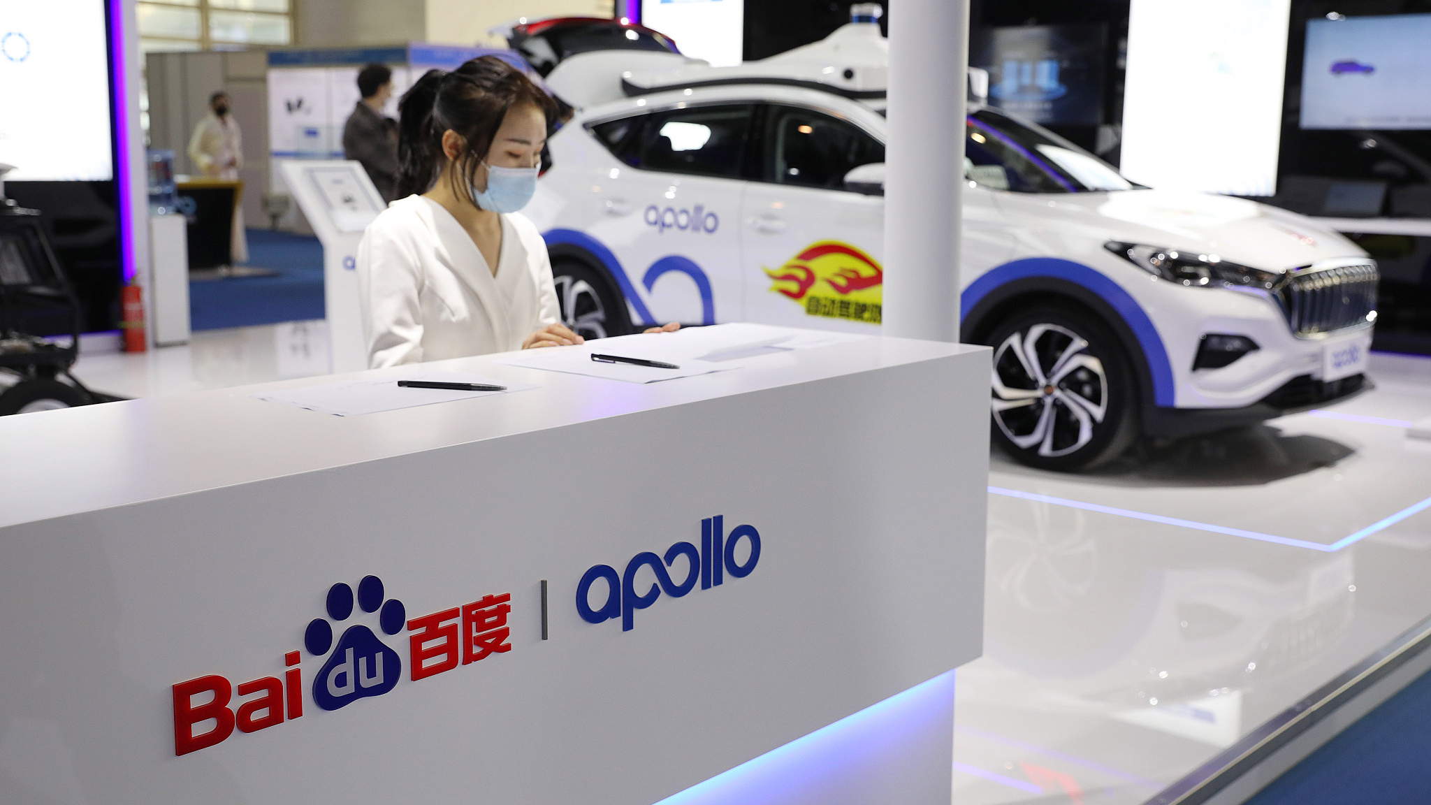 China's Baidu meets expectation in Q4 revenue, helped by AI development