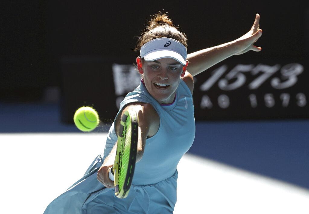 Brady to face Osaka in Australian Open final